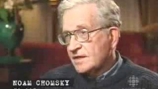 A MUST SEE interview by Noam Chomsky 2