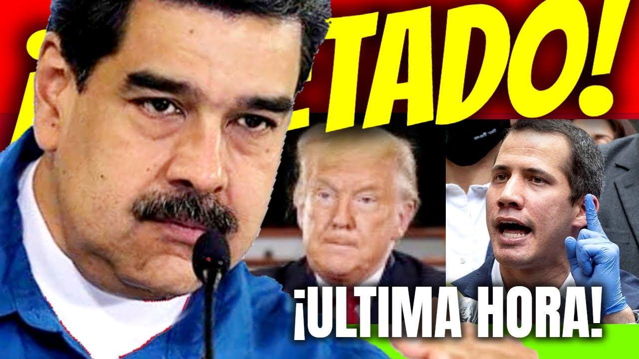 NOTICIAS DE VENEZUELA HOY 12 de JULIO 2020 ULTIMA HORA Trump vamos a luchar por Venezuela Noticias.