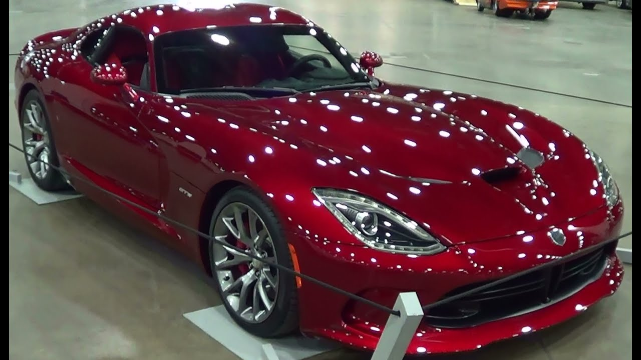 2013 Srt Viper Youtube