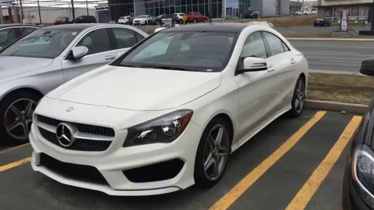 2015 mercedes benz cla 250 4matic youtube. Black Bedroom Furniture Sets. Home Design Ideas
