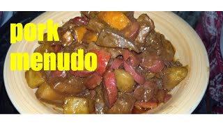 How to cook Pork Menudo  Lutong Bahay Tipid Tips