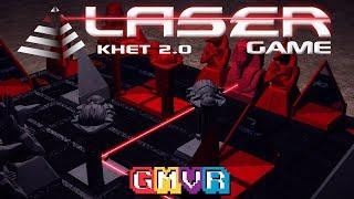 It's Like Chess with Freakn Lasers! - KHET 2.0