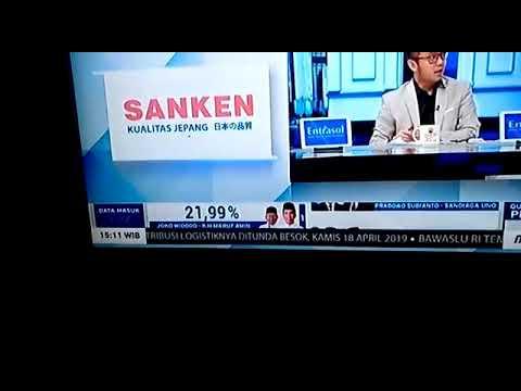 BUKTI KECURANGAN PEMILIHAN PRESIDEN DI METRO TV