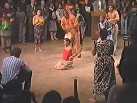 Burundi & Umoja African Drum and Dance Procession of NYS Dignitaries