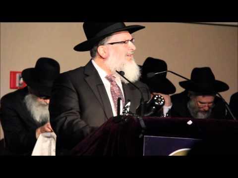 Yeshiva Derech Chaim Honors Rabbi Platnick