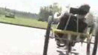 Atomic Zombie Extreme Machines Delta Wolf trike