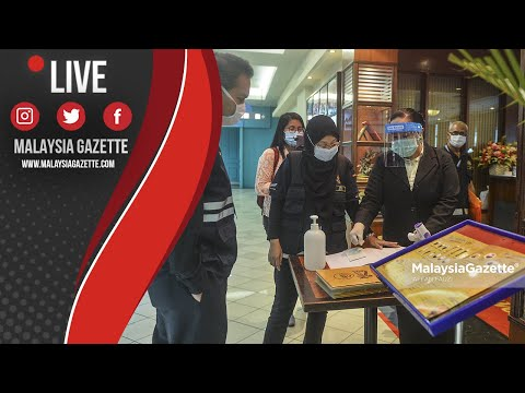 MGTV LIVE : GEMPAR! JTK Kuala Lumpur Pantau Premis Ingkar SOP #PKPB
