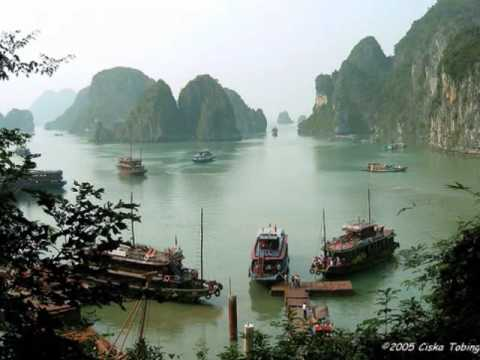 VN_WELCOME TO  HALONG BAY - VIET NAM