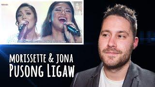 Morissette and Jona Perform 'Pusong Ligaw' on ASAPinToronto   REACTION