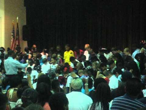Greenway Park Elementary School Spring Concert 2