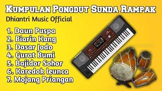 Kumpulan Pongdut Lagu Sunda Kendang Rampak | Korg PA700