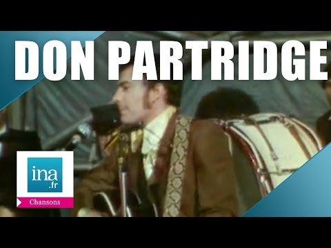 "Don Partridge ""Rosie"" (live officiel) 
