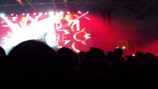 Ricardo Villalobos amazing track!!!@AMORE015 Festival Roma Capodanno 2015