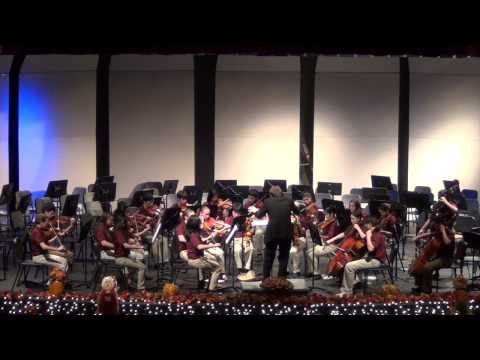 Oakton High School - Concert Orchestra - October 29, 2014 - A Faraway Place