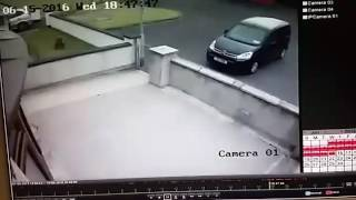 Скачать Motorbike Fail Galliagh Derry Crash Idiot