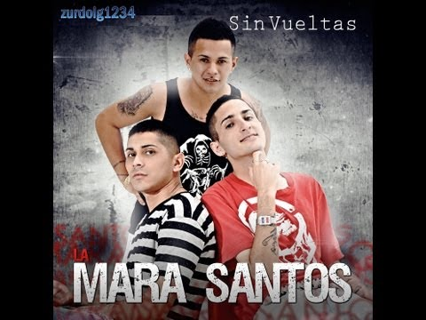 La Mara Santos Enganchado (CD Sin Vueltas ) By - Zurdolg1234