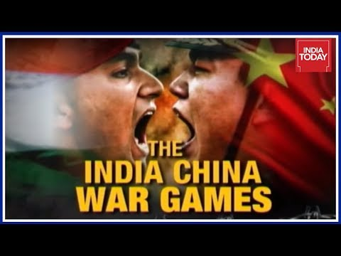 India First: India China War Games