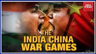 India First: India China War Games