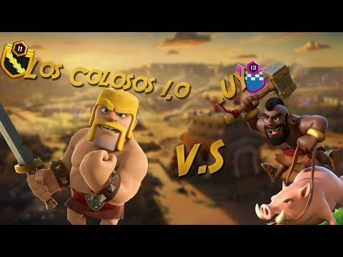 LOS COLOSOS 1.0 vs .UY - TH9 - WAR RECAP