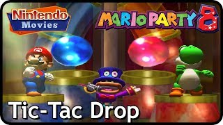 Mario Party 8 - Tic-Tac Drop (2 Players)