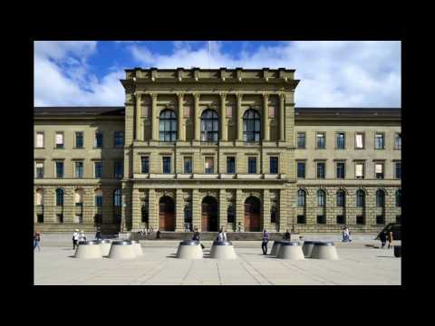 ETH Zurich Swiss Federal Institute of Technology Zurich world's number 9th university