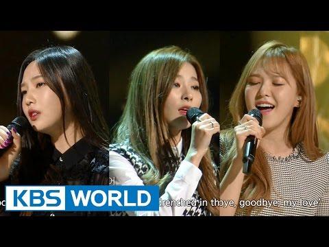 Red Velvet - Goodbye   레드벨벳 - 안녕 [Immortal Songs 2]