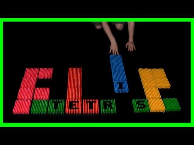 Tetris Vs Dominos Download video - get video youtube