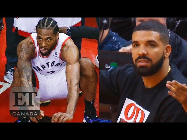 Kawhi Leonard, Drake React To Game 7 Winning Shot