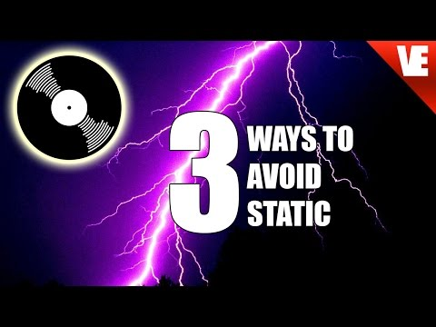 RECORD PLAYERS: 3 Ways to Avoid Static