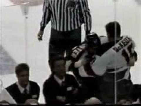 Chris McAllister vs Jim McKenzie Round 3