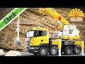 Bruder Spielware Scania Liebherr Kran LKW Mit Licht Und Sound Kinder Spielzeug Unboxing mp3