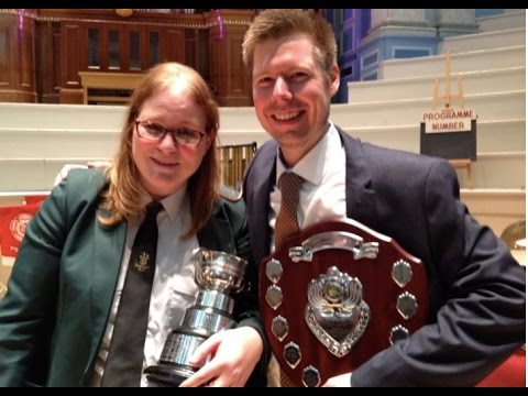 Huddersfield & Ripponden Band - Winner of the Yorkshire Regionals 2017 (4th Section)