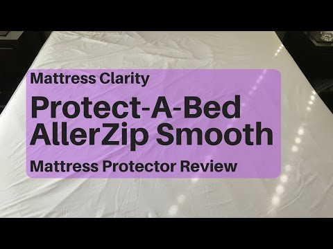 Protect-A-Bed AllerZip Smooth Mattress Protector Review – Say Goodbye to Allergies