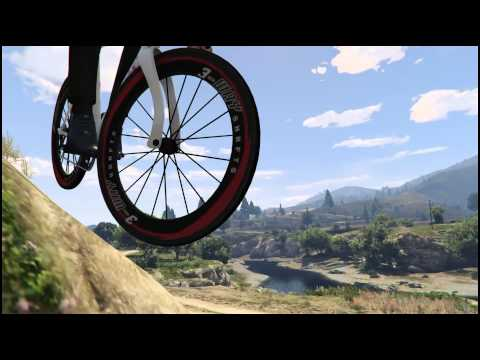 The C90s - Shine A Light (Flight Facilities Remix) [GTA V MUSIC VIDEO]