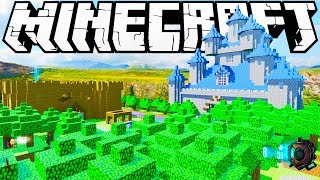 CALL OF DUTY MEETS MINECRAFT!? CALL OF DUTY ZOMBIES CUSTOM MAP!