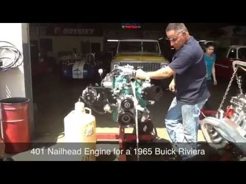 1965 BUICK NAILHEAD ENGINE