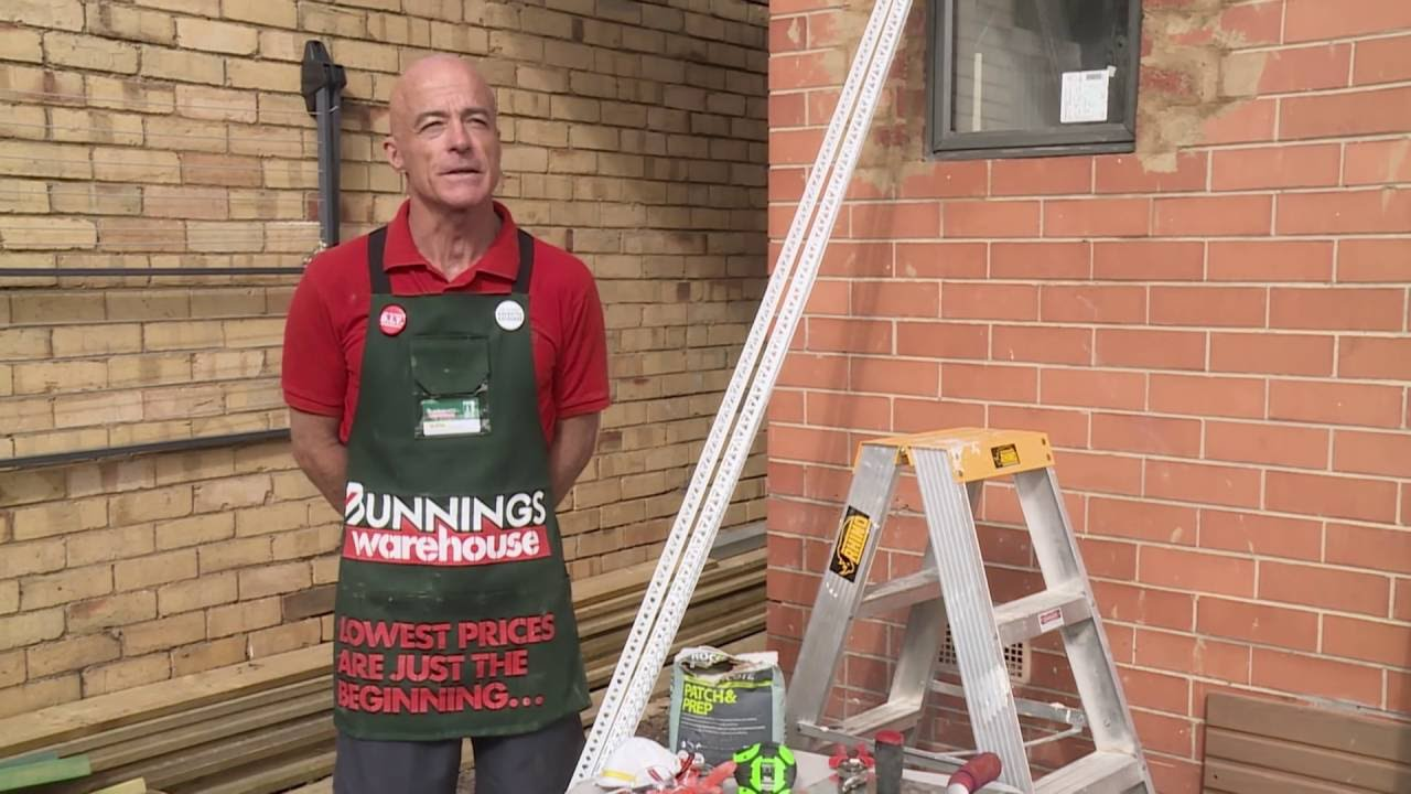 Fake Brick Wall Bunnings 7 09 Mb How To Render Corners Diy At Bunnings Download 03 00