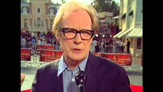 "Pirates of the Caribbean: At World's End: Premiere Bill Nighy ""Davy Jones"" Interview"