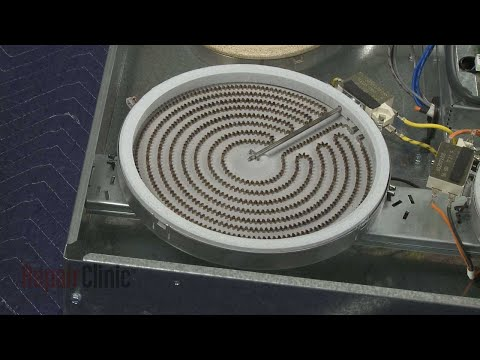 Surface Element (2200 Watt) Replacement – Whirlpool Electric Cooktop (Model #G9CE3065XS01)