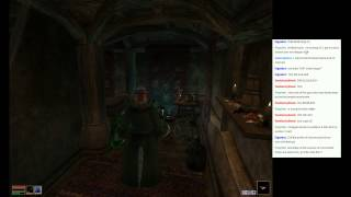 Morrowind - Quady Takes All The Drugs Then Goes Nekid & Drowns