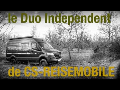 EVINROAD : Un Duo Independent de CS-Reisemobile