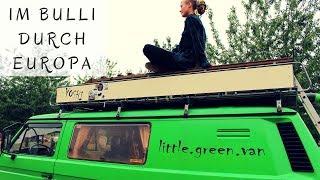 Little Green Van - Lisa und ihr T3 Partybus Yoshi