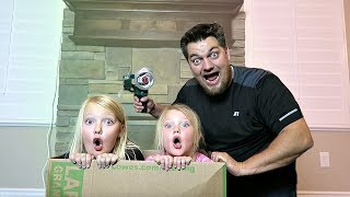WE MAILED OUR KIDS AND IT WORKED! (Skit)