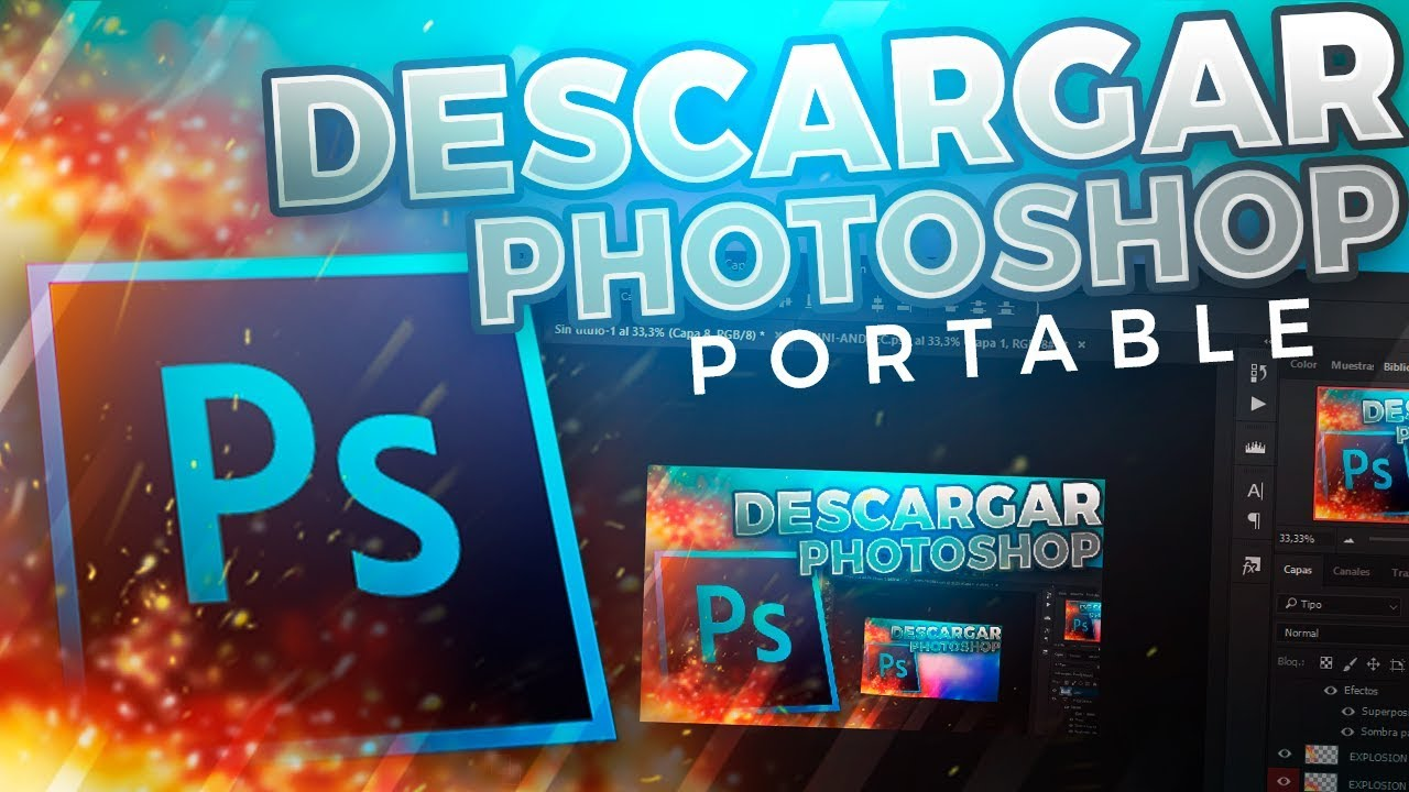 Descargar Photoshop Cs6 Portable Full …
