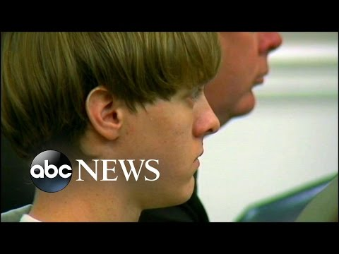 Dylann Roof to Represent Himself in Mass Murder Trial