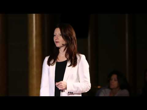 Supporting innovation in refugee camps: Christine Mahoney at TEDxSemesteratSea