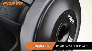 PRV Audio Brazil / 8MB600FT - 8