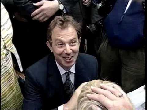 Scottish referendum campaign; Blair in Uxbridge
