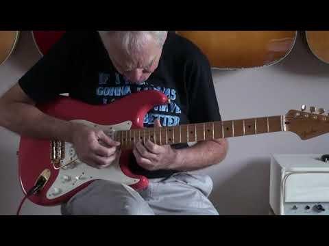 Goodbye yellow brick road. Guitar instrumental. Free Tabs. Phil McGarrick