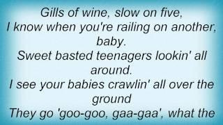 Ugly Casanova - Spilled Milk Factory Lyrics